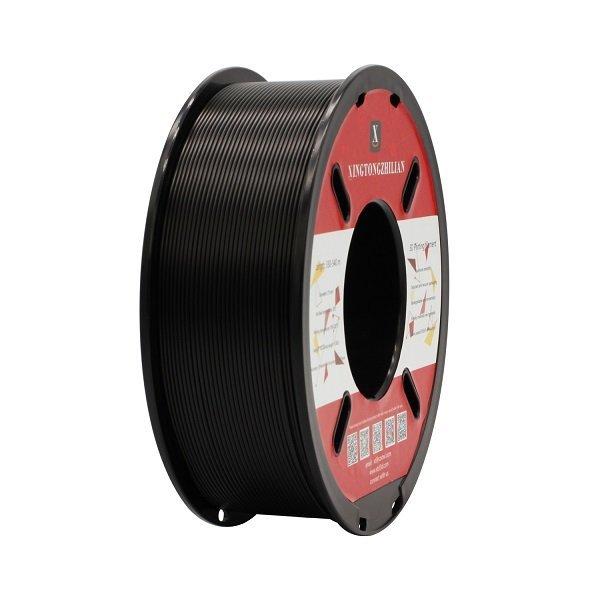3d printing filament pla black without box xtzl3d