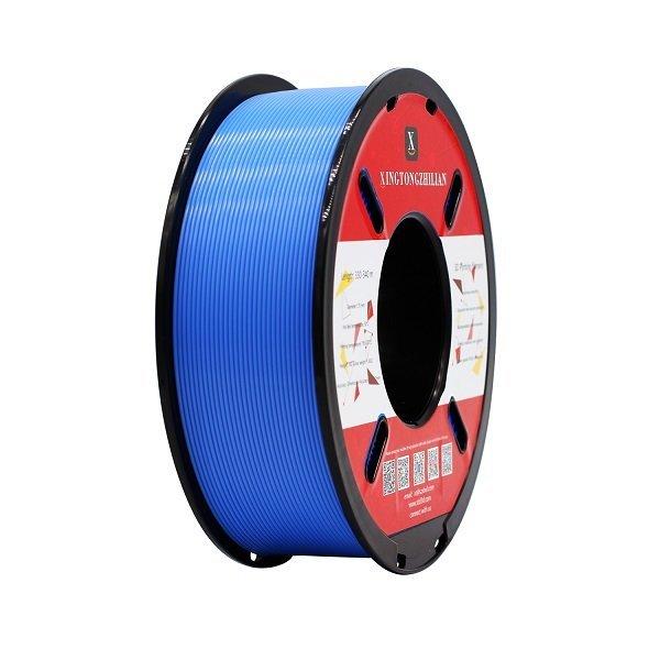 3d printing filament pla blue without box xtzl3d