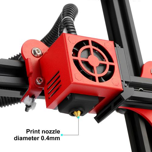 xtzl3d affordable 3d printer XT-P-09- main 3